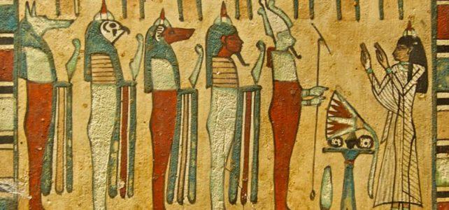 Uma breve história da arte egípcia